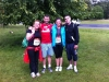 Brian, Aoife, Ritchie, Philomina
